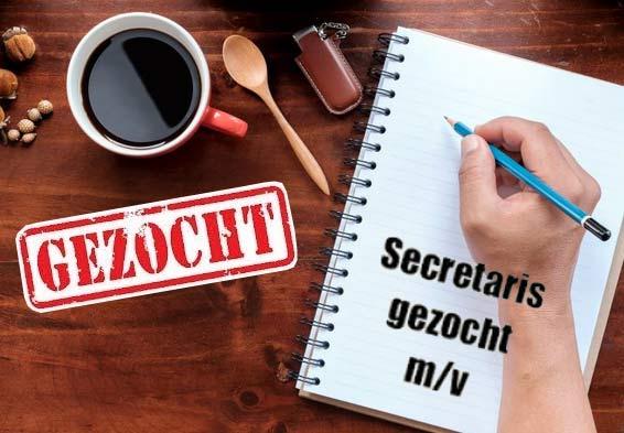 Secretaris m/v