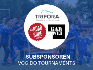 Subsponsoren VOGIDO Tournaments