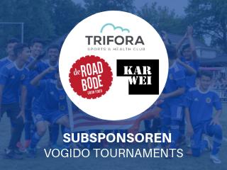 Subsponsoren VOGIDO Tournaments