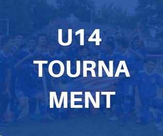 Voorbereiding U14 Tournament 2019 in volle gang