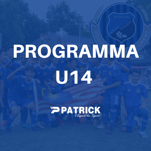 Programma U14 Tournament
