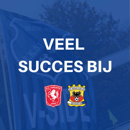 Jeugdspelers VOGIDO naar FC Twente en Go Ahead Eagles
