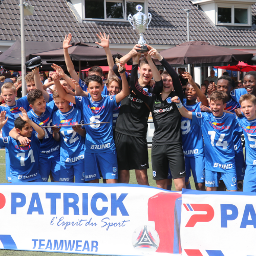 KRC Genk winnaar VOGIDO U14 Tournament