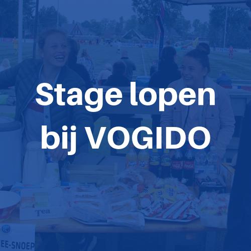 Maatschappelijke stage bij VOGIDO