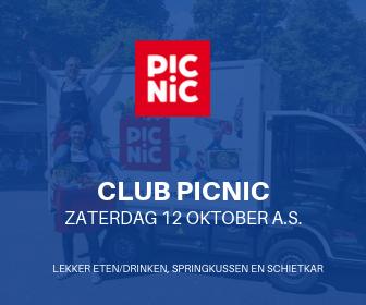 Club PICNIC bij VOGIDO (12 okt. a.s.)