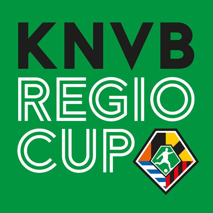 Regiocup KNVB: Indelingen bekend