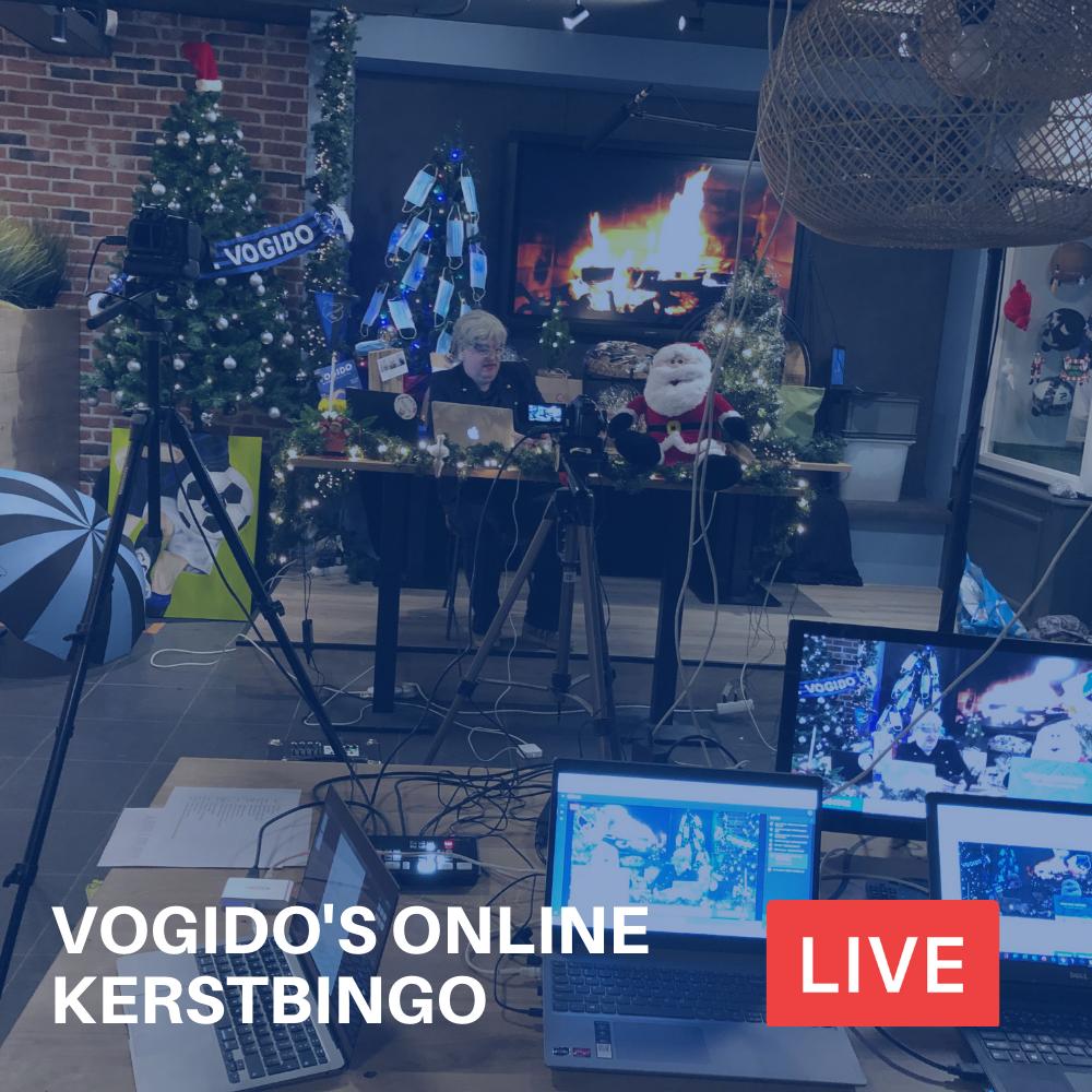 Online Kerstbingo 2020