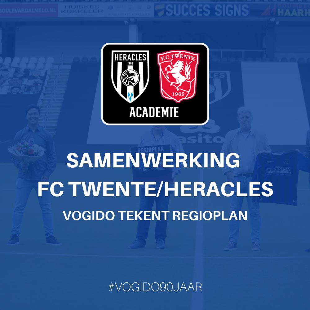 Samenwerking met FC Twente/Heracles