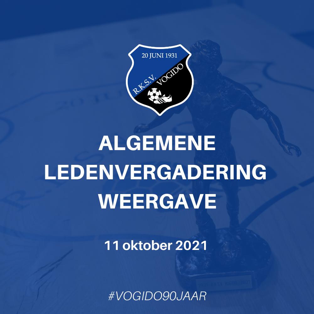 90e Algemene Ledenvergadering 2021 weergave