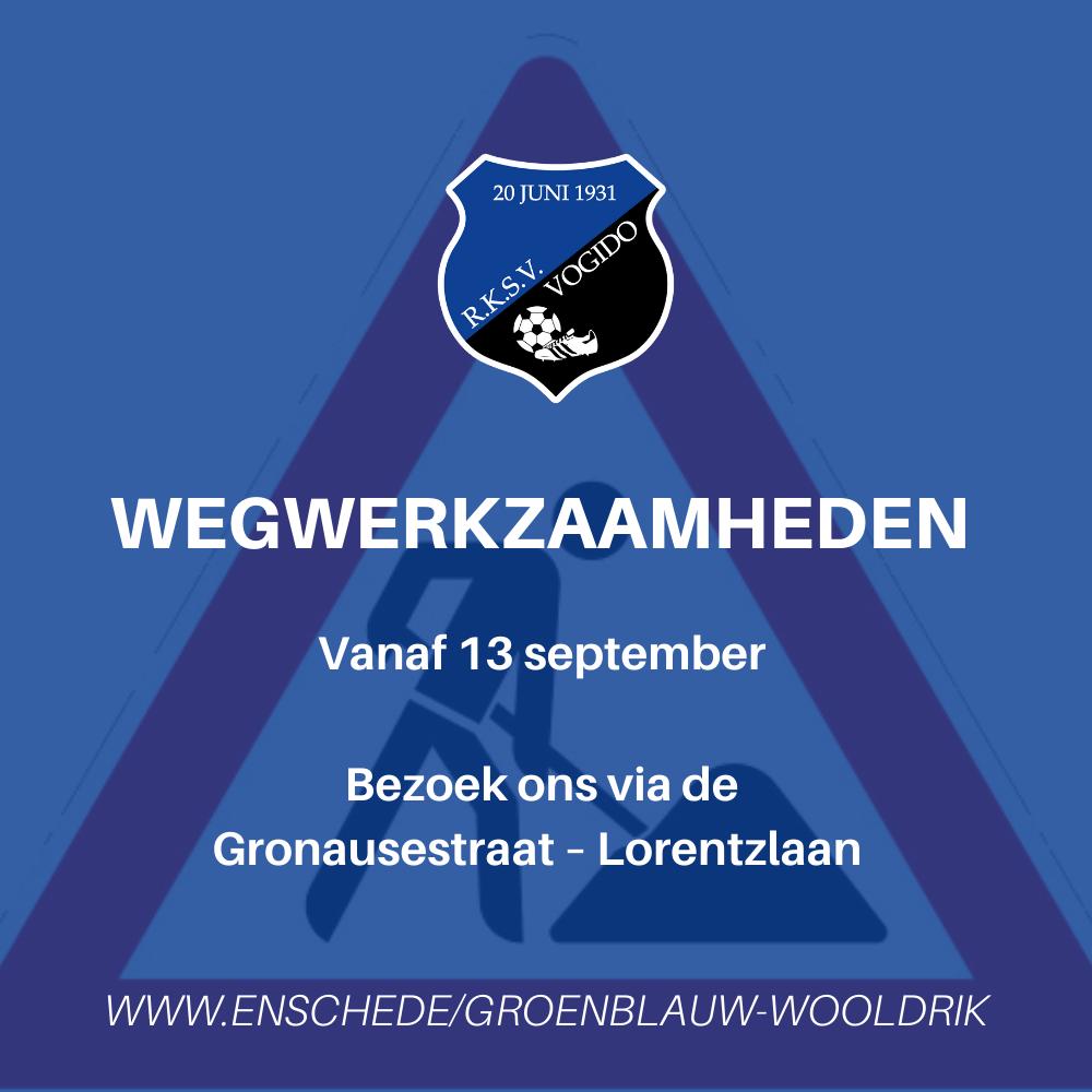 Wegafsluiting Zuid Esmarkerrondweg vanaf maandag 13 september